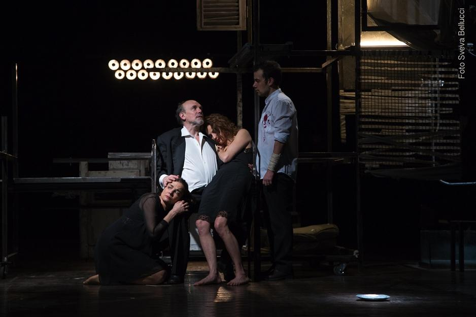 """Lear"" al Teatro Elfo Puccini"