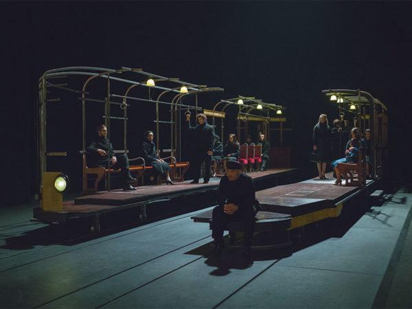 """""""Uomini e no"""" al Piccolo Teatro Studio"""
