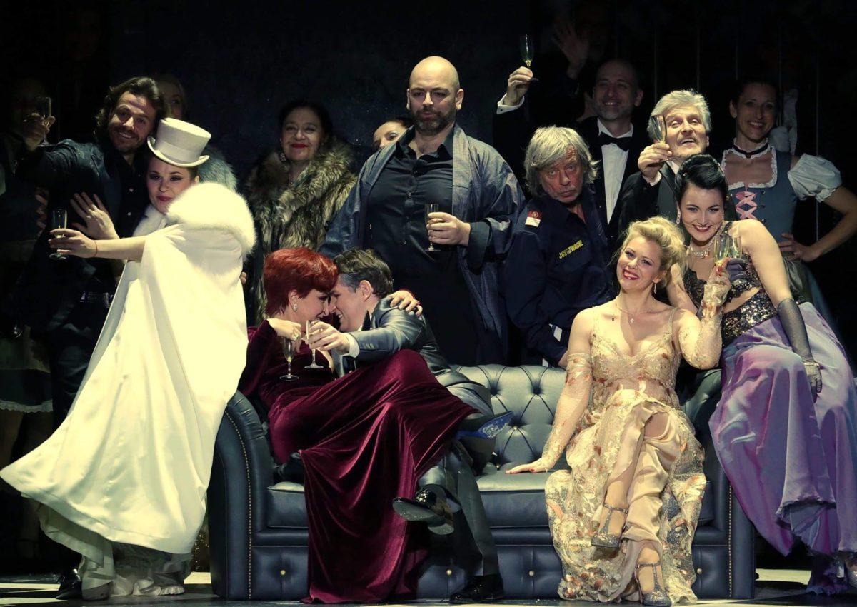"""Die Fledermaus"" al Teatro alla Scala"