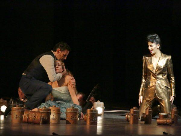 """Orphèe et Euridice"" al Teatro alla Scala"