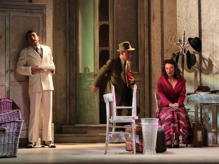 """Questi fantasmi!"" al Piccolo Teatro Strehler"