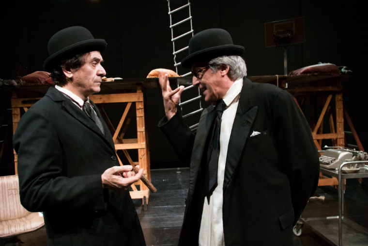 """Le cosmicomiche/La boutique del mistero"" al Teatro Out Off"
