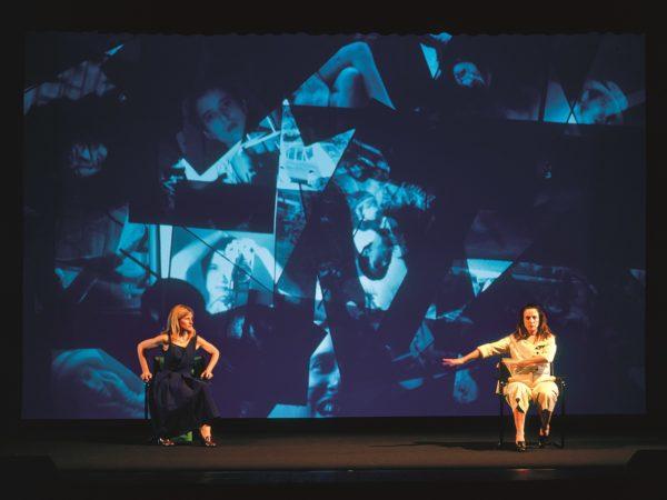 """""""Storia di un'amicizia"""" al Teatro Franco Parenti"""
