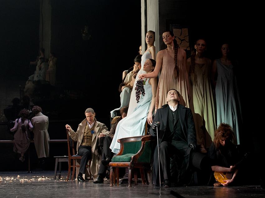 """Evgenij Onegin"" al Piccolo Teatro Strehler"