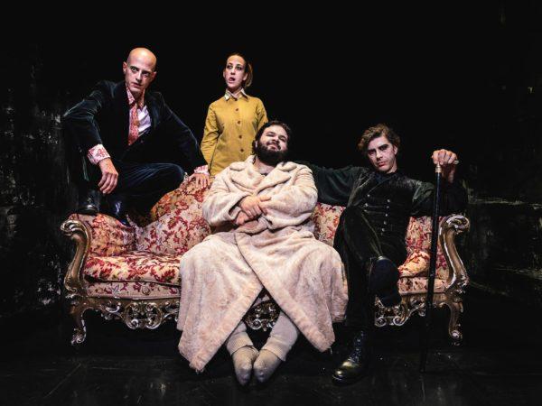 """Il Maestro e Margherita"" al Teatro Eliseo"