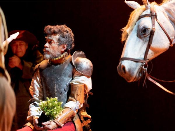 """""""Don Chisciotte"""" al Creberg Teatro"""
