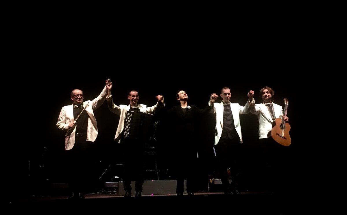 """""""L'allegra vedova"""" al Teatro Gobetti"""