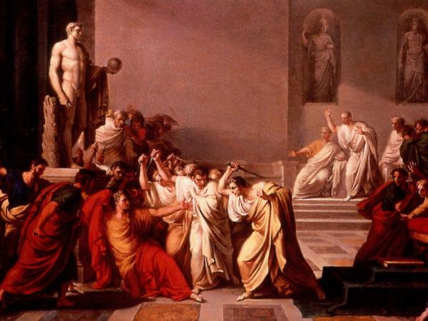 """Giulio Cesare"" al Teatro Carignano"