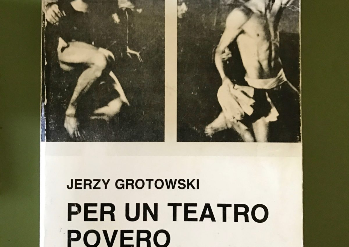 Jerzy Grotowski e il teatro povero