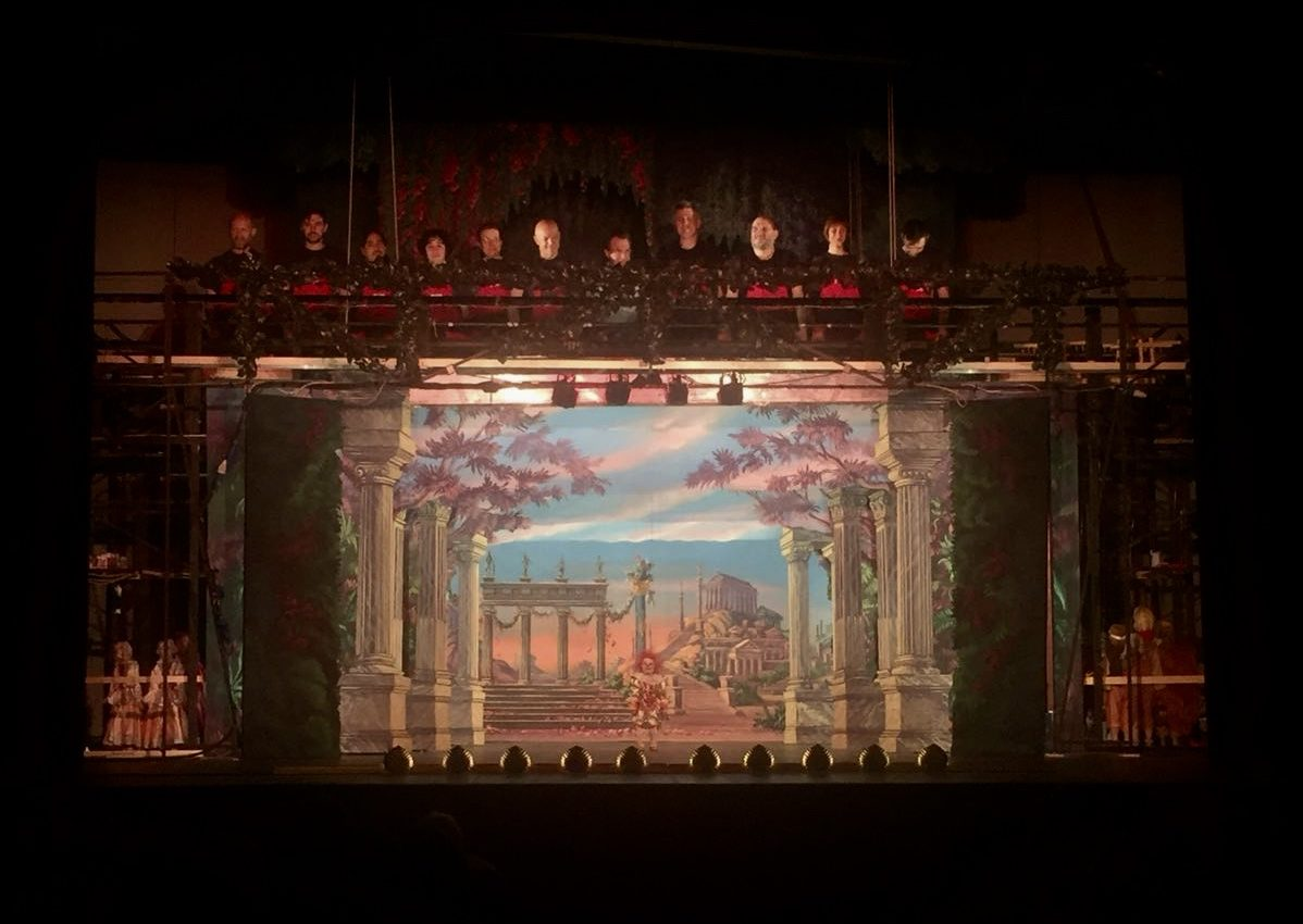 """""""Sogno di una notte di mezza estate"""" al Piccolo Teatro Grassi"""