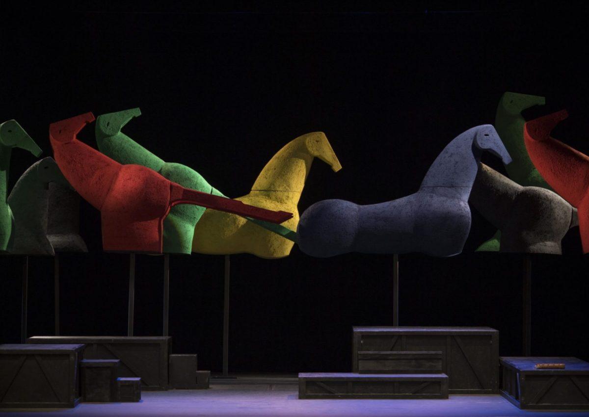 """Giocando con Orlando"" al Teatro Franco Parenti"