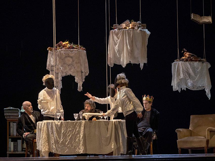 """""""La tempesta"""" al Piccolo Teatro Strehler"""